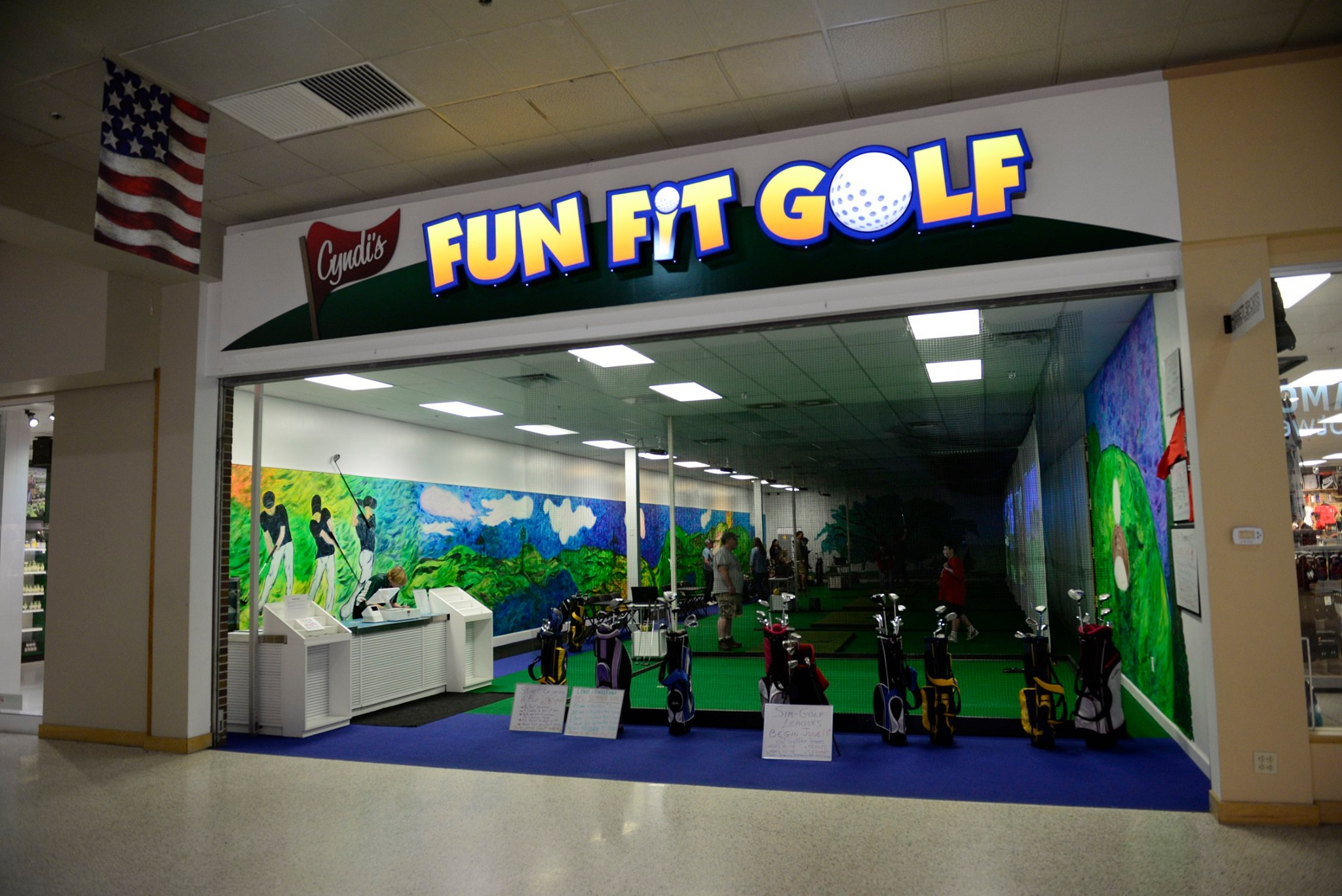 Cyndi's Fut Fit Golf in Norfolk, NE